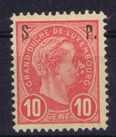Luxembourg: Service / Dienst Yn Nr 81 ,  Mi Nr 61 MNH/** - Officials