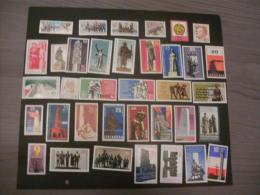 K9730- Lot Stamps  MNH DDR - 35 Pieces - [6] République Démocratique