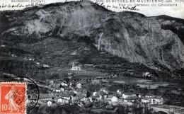 SAINT MICHEL DE MAURIENNE  VUE DU HAMEAU DU CHATELARD - Saint Michel De Maurienne