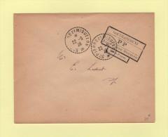 Griffe Provisoire - St Pierre Et Miquelon - 22-5-1926 - PP - Non Classificati
