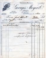 GEORGES MEYER-FILIALE DI LONDRA-WOHTEN 11-31895 - Ver. Königreich