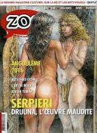 Lot De 35 Numéros Différents De La Revue BD Zoo Magazine. Franco-belge, Comics, Manga... - Magazines