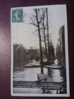 Boulogne-sur-Seine-Inondation 1910-Les Usines Renault - Inondations