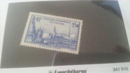 LOT 232259 TIMBRE DE FRANCE NEUF** N�458 VALEUR 35 EUROS LUXE