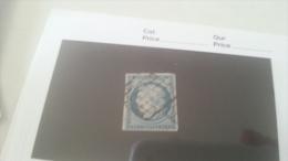 LOT 232306 TIMBRE DE FRANCE OBLITERE N�4 VALEUR 60 EUROS TB