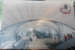 Bangkok Airport Aeroport 8 Annyversary - Aviazione
