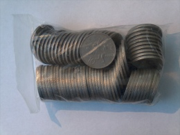 GRANDE BRETAGNE LOT 74 COINS 10 NEW PENCE - 1971-… : Monnaies Décimales