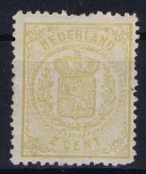 Netherlands: 1869 NVPH Nr  16 MH/* - Ongebruikt