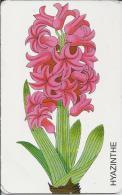 Telefoonkaart.- Duitsland. Telefonkarte 12 DM. Hyazinthe. Hyacint. Hyacinthus Orientalis. - P & PD-Reeksen : Loket Van D. Telekom