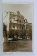 Old & Rare Real Photo Postcard - Bolivia - Palais Concert De Oruro - Lucrecia Borgia - Bolivia