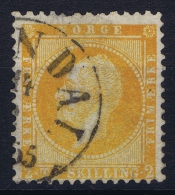 Norway: Yv Nr 2 1856 Used