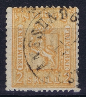Norway: Yv Nr 12 1867 Used