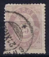 Norway: Yv Nr 28 1877 Used - Gebruikt
