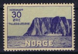 Norway: Yv Nr 153  Mi Nr 161 MH/*  1930 - Ongebruikt