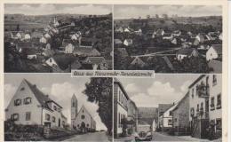 Nanzweiler-Nanzdietschweiler Teilansichten Ngl #200.554 - Germania