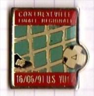 VILLE 57 YUTZ FOOTBALL FINALE CONTREXEVILLE - Football