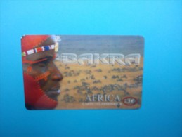 Prepaidcard Africa (Mint,Neuve) 2 Scans Rare - Telefoonkaarten
