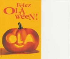 FETEZ OLA WEEN OLA ITINERIS JARDINS DU TROCADERO - Halloween