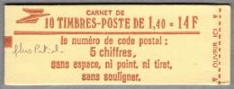 Carnet  N°2102-C3a **   - Variétés !!! -