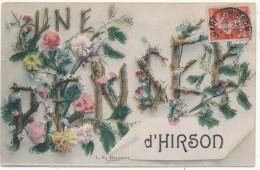 HIRSON  - Une Pensée - Hirson