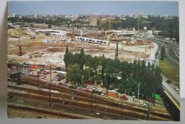163.CPA 59 – LILLE : Travaux Gare TGV Nord - Lille