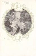 CPA 75 PARIS GALERIE DU BUFFET DE LA GARE P.L.M. ILLUSTRATEUR FLAMENG (dos Non Divisé) - Arrondissement: 16