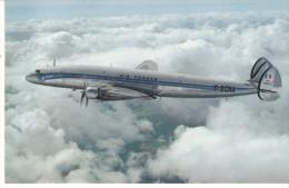 CP COMITE NATIONAL DE L´ ENFANCE LOCKHEED SUPER CONSTELLATION (CIE AIR FRANCE) - Flugzeuge