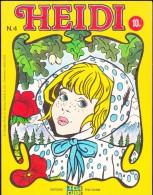 HEIDI - N° 4 - Éditions Télé-Guide - ( 1978 ) . - Bücher, Zeitschriften, Comics