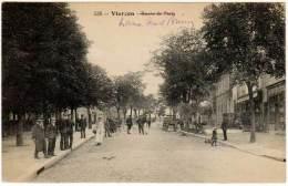 Vierzon - Route De Paris - Vierzon