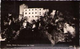 BADEN - Ruine Rauhenstein Bei Nacht - Baden Bei Wien