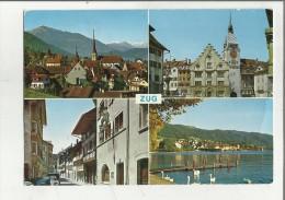 85332 Cartolina Di Zug Helvetia - ZG Zoug