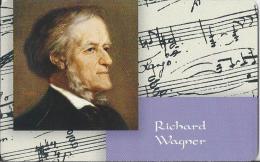 Telefoonkaart.- Duitsland. Telefonkarte 12 DM. Richard Wagner. 22.5.1813 In Leipzig - 13.2.1883 In Venedig. - Duitsland