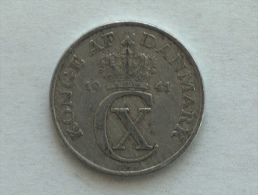 DANEMARK 5 ORE 1941 - Danemark