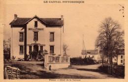 YTRAC  -  Hôtel De La Terrasse - Non Classés