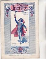 PROGRAMME NOUVEAU THEATRE  LYON -SAISON 1911-12- - Programs