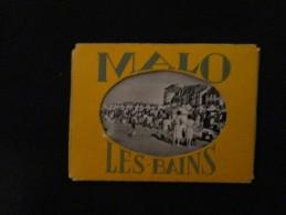 186.CARNET TOURISTIQUE : MALO LES BAINS – 59 NORD - Malo Les Bains