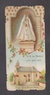 IMAGE RELIGIEUSE - BONAMY - NOTRE DAME DES MALADES PRIEZ POUR NOUS - ÉGLISE SAINT BLAISE A BICHY - 2 Scans - - Images Religieuses