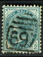 NSW 1899-1903 Y&T 81 ° - 1850-1906 New South Wales