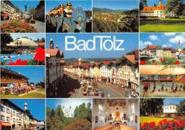 B83291 Bad Tolz Oberbeyern Heilklimatischer Kurort  Views Germany - Bad Toelz