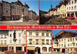 B83301 Die Historische Marktstrasse In Bad Tolz  Germany - Bad Toelz