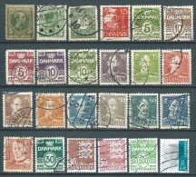 Danemark  - Lot De Timbres - Set Of Stamps - Voir/see Scan - 2 - Non Classés