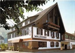 B83392 Gasthof Waldhorn Alpirsbach Schwarzwald  Germany - Alpirsbach