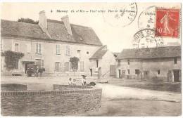 Dépt 77 - MESSY - Une Ferme, Rue De Moulignon (animée) - Environs De Claye-Souilly - (écrite Par Marie BARAT) - Altri Comuni