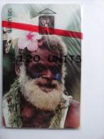 RARE : PEOPLE OF VANUATU 120 UNITS (MINT CARD WITH BLISTER) NR 00553 - Vanuatu