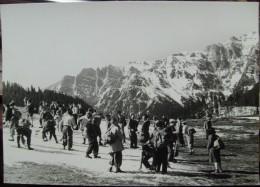 Romania - 1949 / Propaganda Photo - Les Ouvriers A La Montagne / Arbeiter Im Gebirge - Other