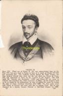 CPA COLLECTION DE PORTRAITS HISTORIQUES CELEBRES **  HENRY III - Personnages Historiques