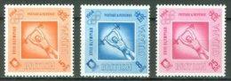 BRITISH GUIANA 1964: YT 214 - 216 / Sc 290 - 292, ** MNH - FREE SHIPPING ABOVE 10 EURO - British Guiana (...-1966)