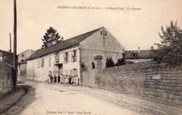 BOISSY-L'AILLERIE L'OISEAU-BLEU LA FACADE ANIMEE - Boissy-l'Aillerie