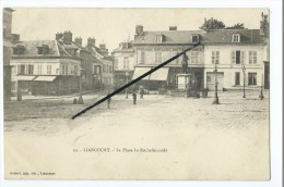 CPA - Liancourt - La Place La Rochefoucauld - Liancourt
