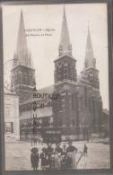 BELGIQUE--CHATELET--Eglise St Pierre Et Paul--trés Animé - Châtelet